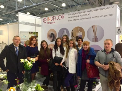 InDecor Moscow 2016