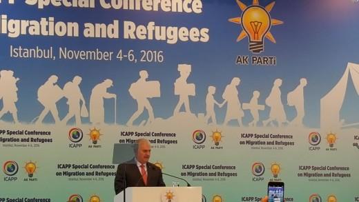 Международная конференция по проблеме миграции и беженцев