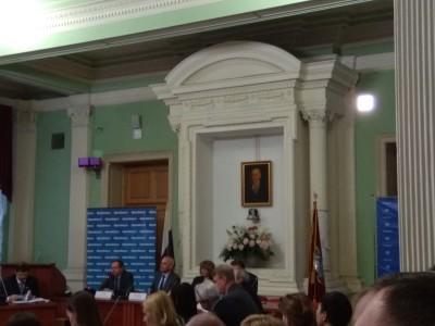 III Международная научно-практическая конференция в Дипломатической академии МИД РФ