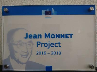 ИМЦ награжден почетным знаком Жана Моннэ