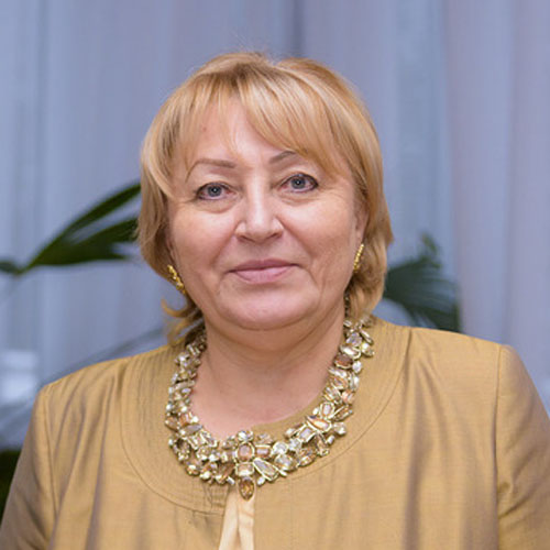 Сорокина-Исполатова Татьяна Васильевна