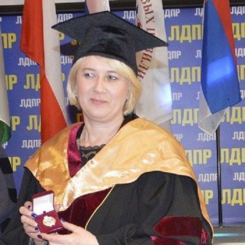 Кокорева Елена Анатольевна
